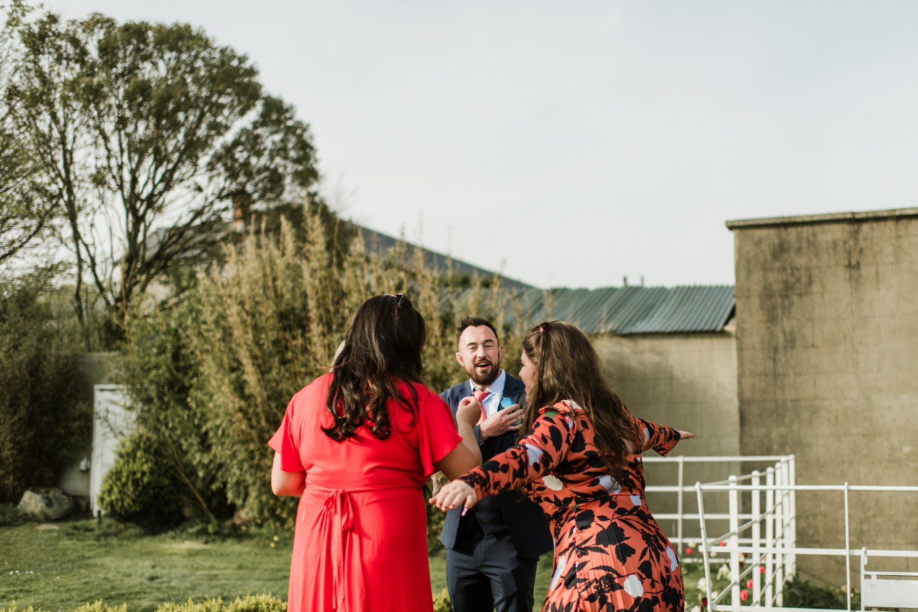 Horetown House Wedding Photographs 0107