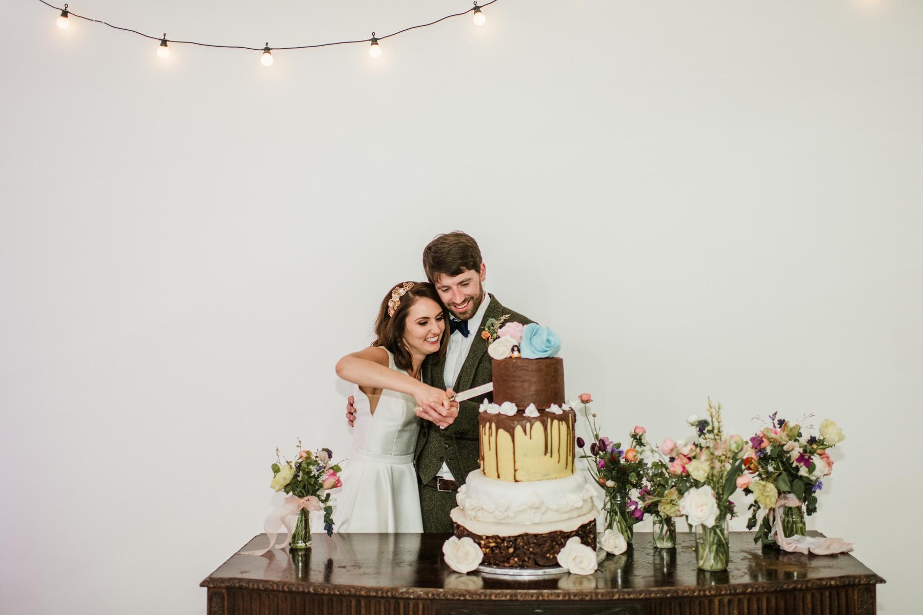 Horetown House Wedding Photographs 0117