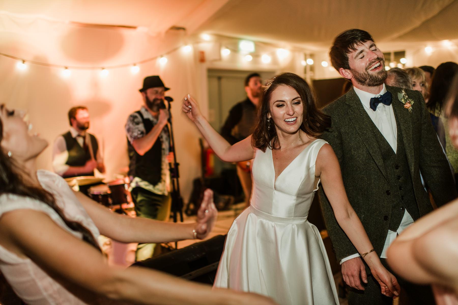 Horetown House Wedding Photographs 0126