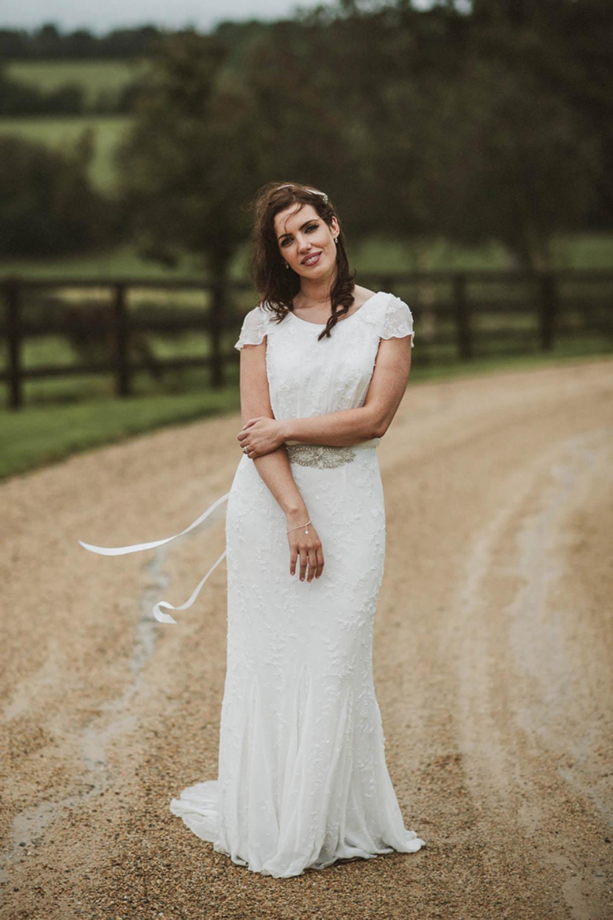 bride in unusual wedding venues Ireland