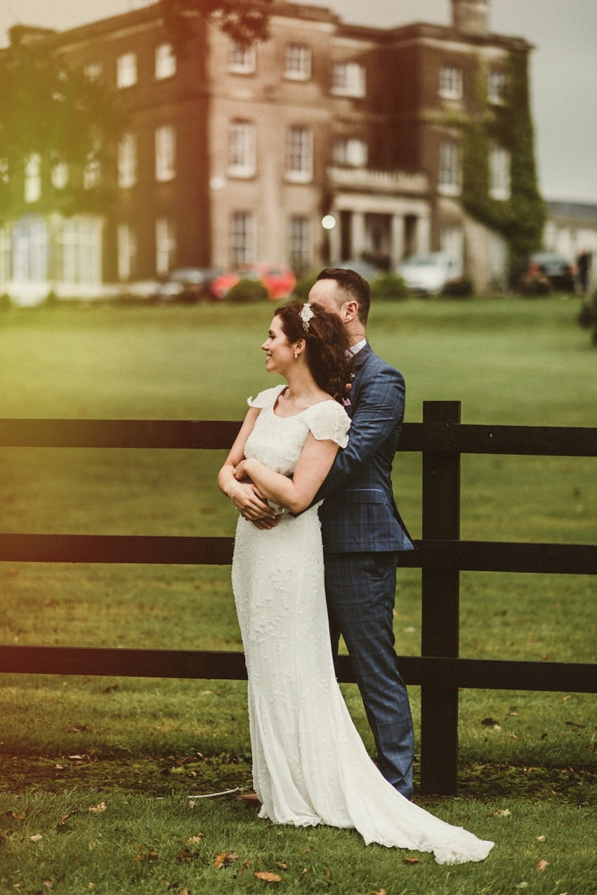 country house wedding horetown