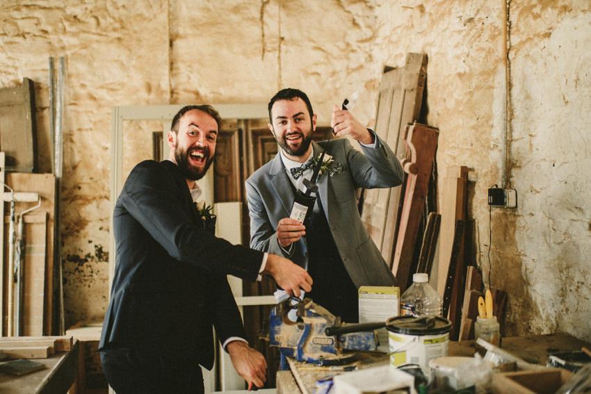 Durhamstown Castle wedding 00012