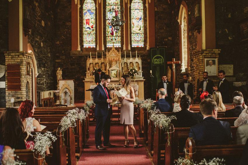 Durhamstown Castle wedding 00038