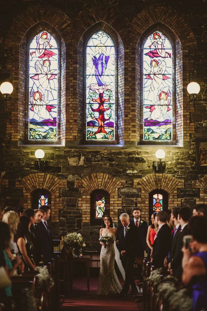 Durhamstown Castle wedding 00040