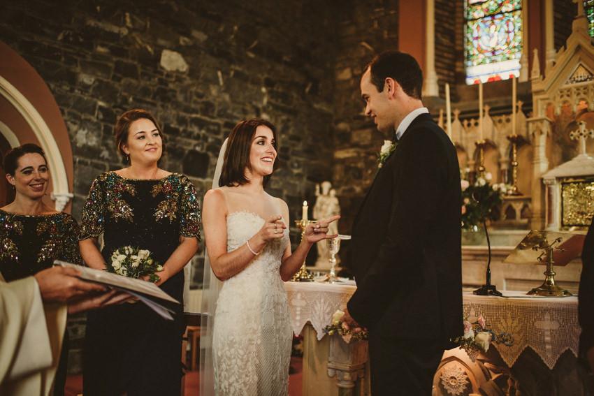 Durhamstown Castle wedding 00045