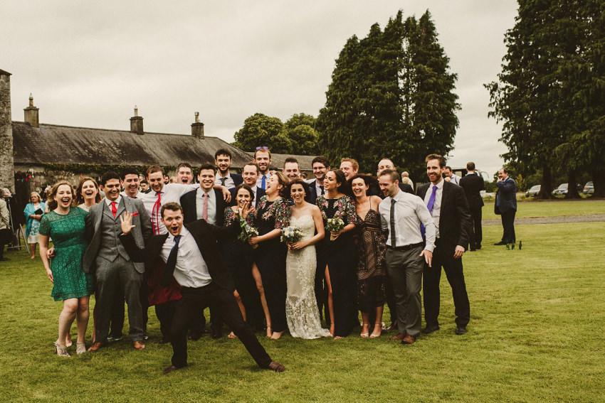 Durhamstown Castle wedding 00068
