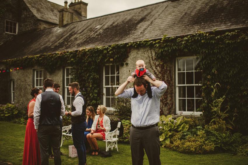 Durhamstown Castle wedding 00071