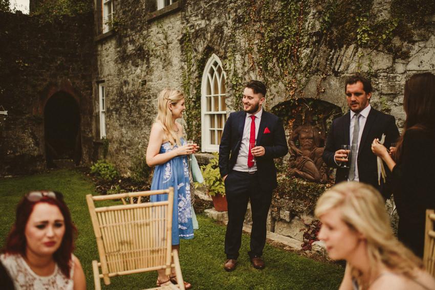 Durhamstown Castle wedding 00073