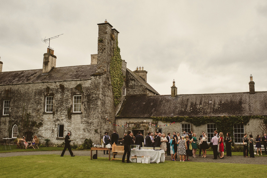 Durhamstown Castle wedding 00079
