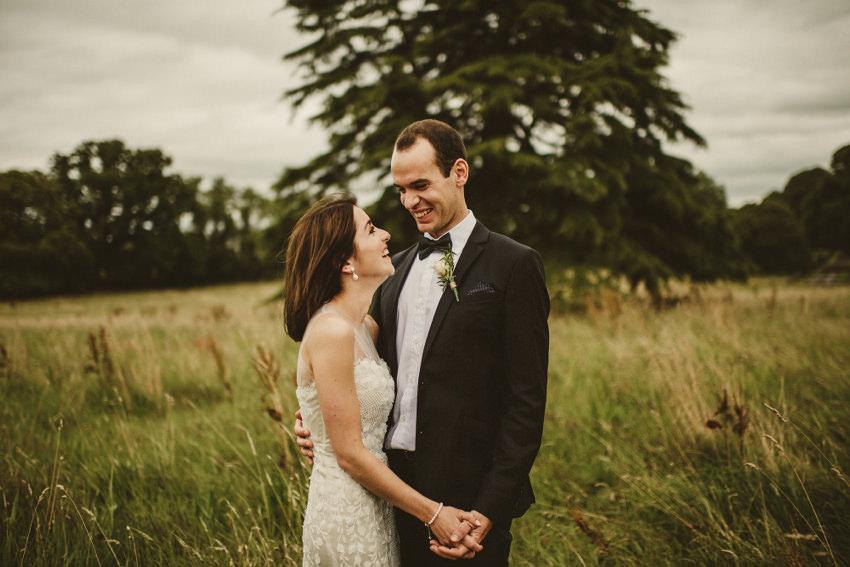 Durhamstown Castle wedding 00103