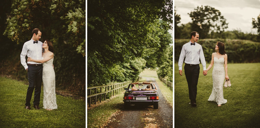 Durhamstown Castle wedding 00111