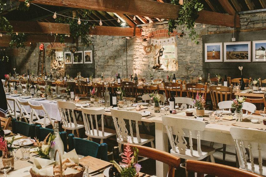 Durhamstown Castle wedding 00117