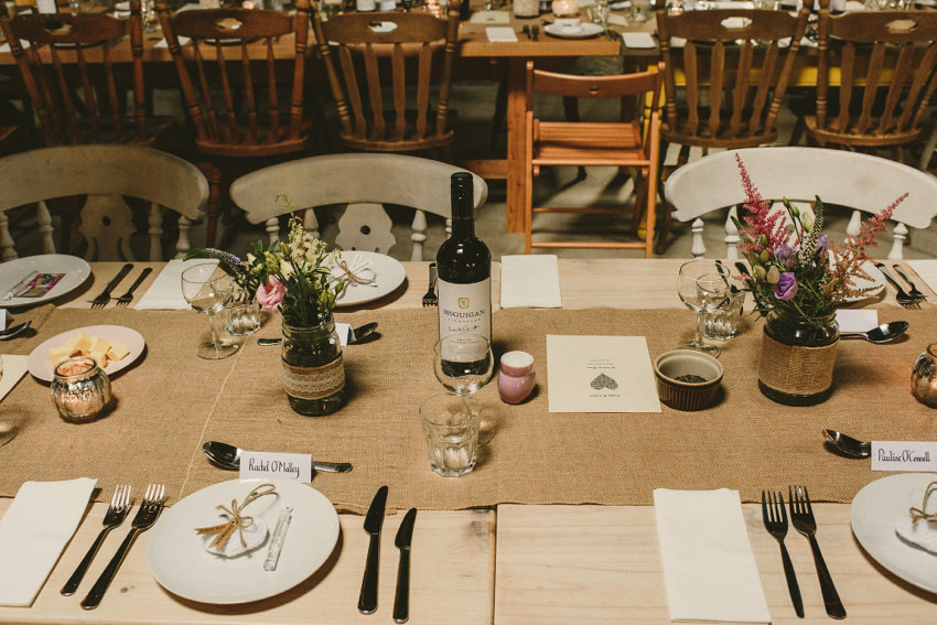 Durhamstown Castle wedding 00118