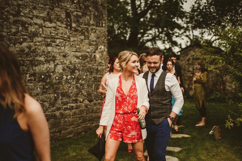 Durhamstown Castle wedding 00124
