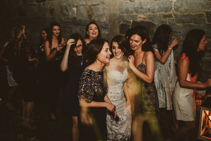 Durhamstown Castle wedding 00138