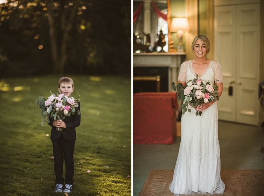 Marfield House wedding 2