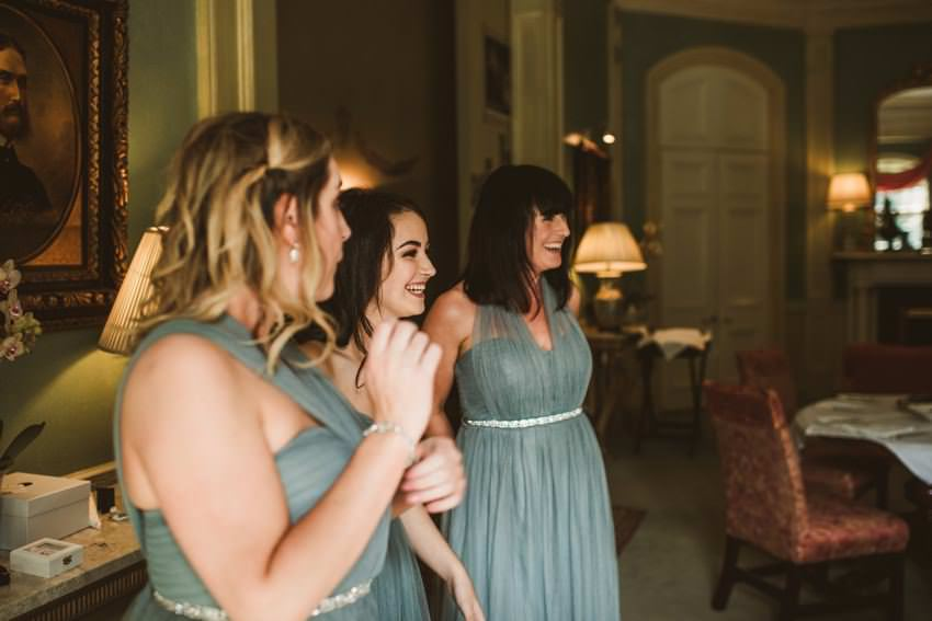 Marfield House wedding 33
