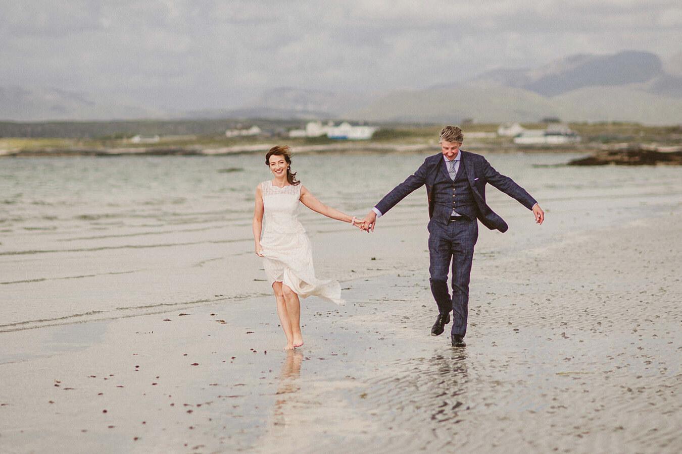 wedding photographers in galway ,Ireland