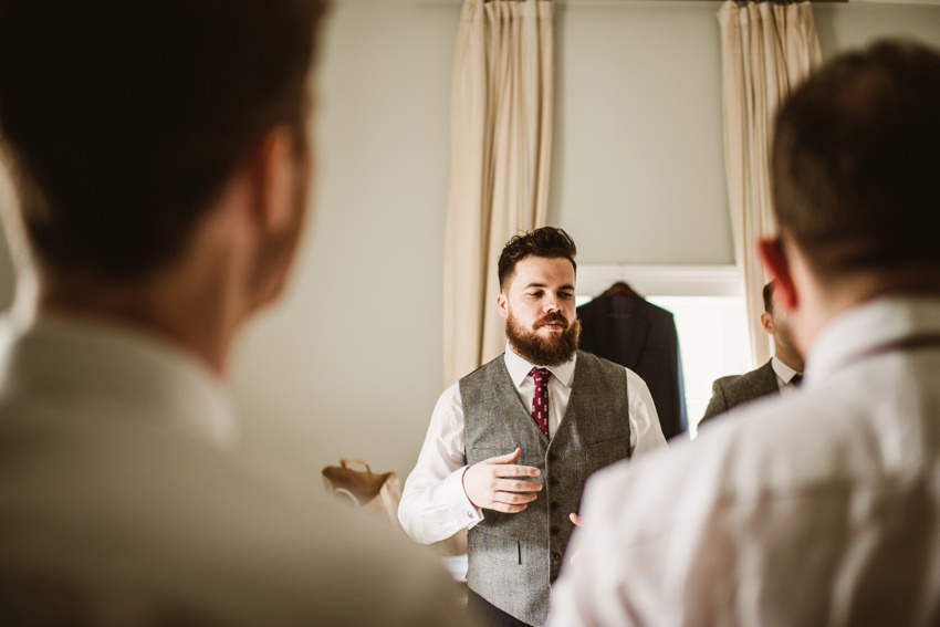 irish style groom outfit