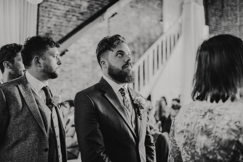 Wedding ceremony The Millhouse 00041