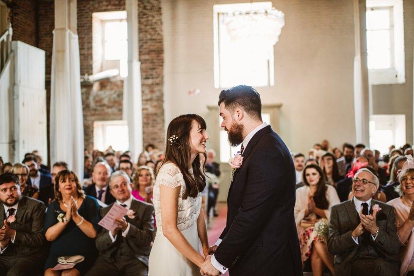 Wedding ceremony The Millhouse 00057 1