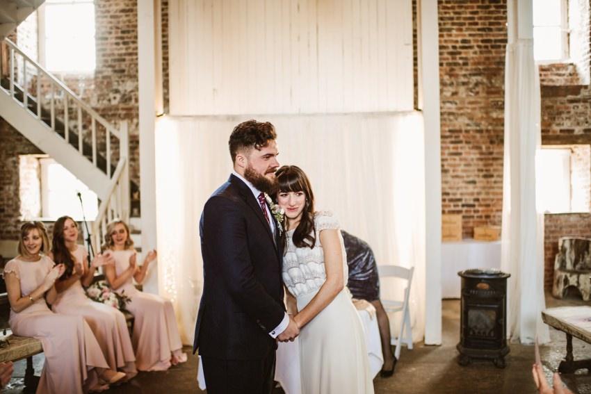 Wedding ceremony The Millhouse 00058 1