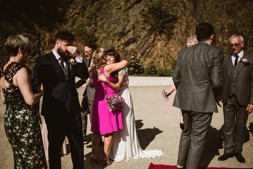 Wedding ceremony The Millhouse 00064 1