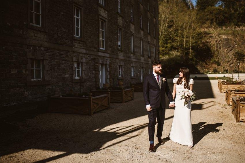 Wedding ceremony The Millhouse 00072 1