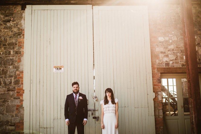 Wedding ceremony The Millhouse 00084 1