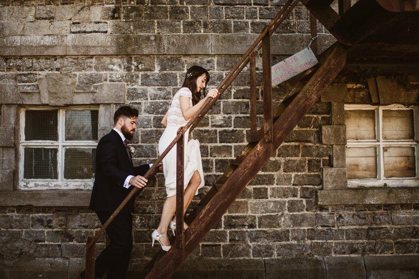 Wedding ceremony The Millhouse 00089 1