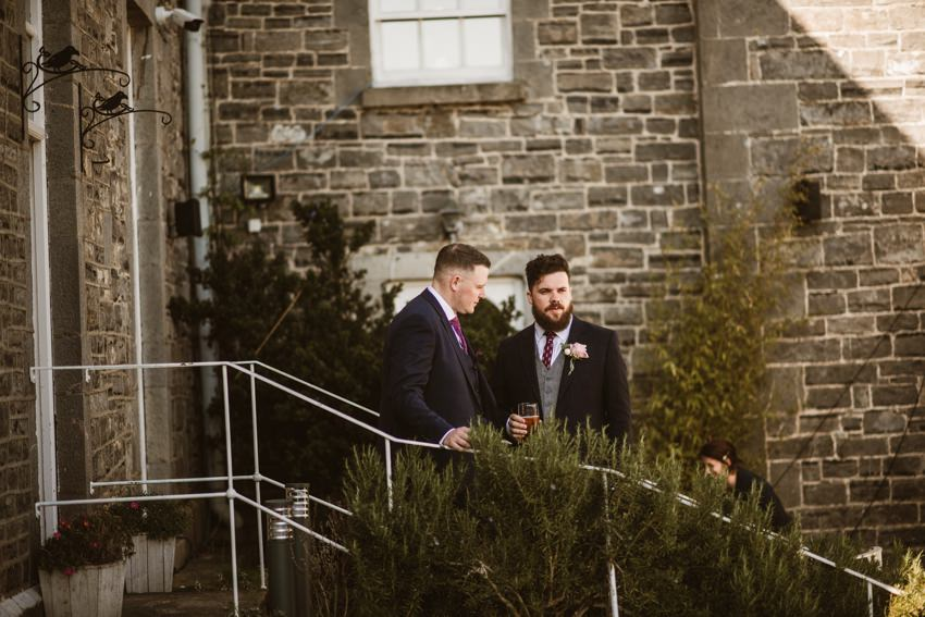 Wedding ceremony The Millhouse 00116