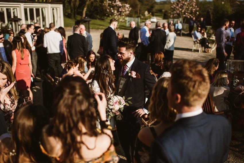 Wedding ceremony The Millhouse 00125