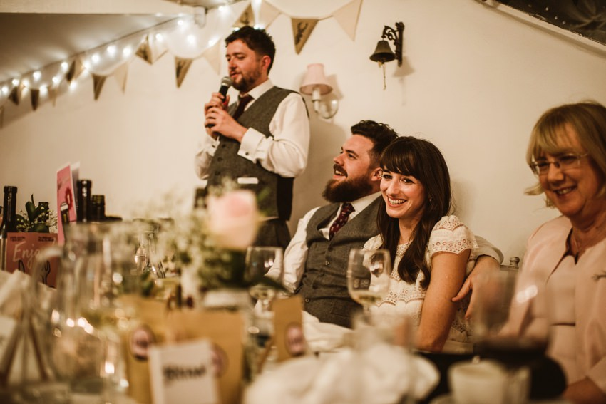 Wedding ceremony The Millhouse 00147