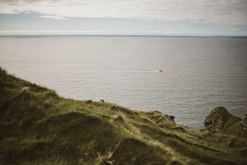 Cliffs of Moher Wedding 0072