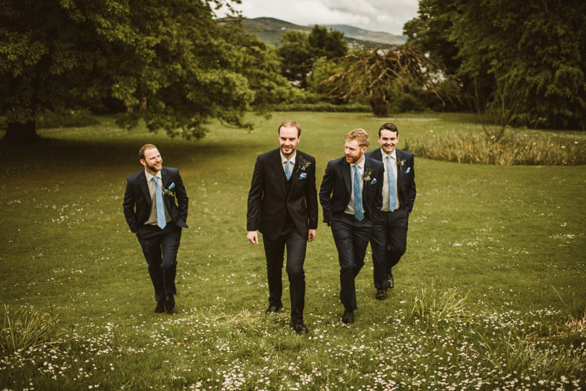 Rathmullan house outdoor wedding 0002