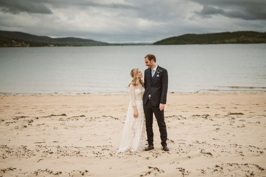 Rathmullan house outdoor wedding 0035