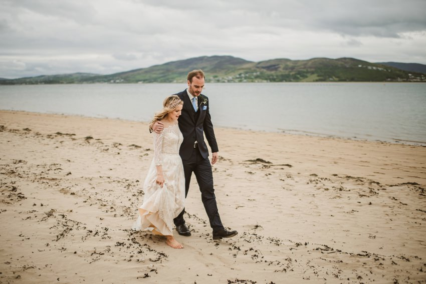 Rathmullan house outdoor wedding 0039
