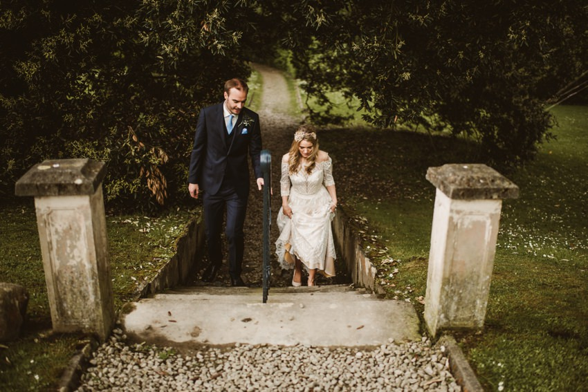 wedding in rathmullan house