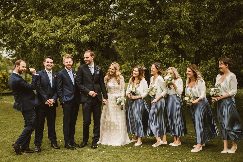Rathmullan house outdoor wedding 0061
