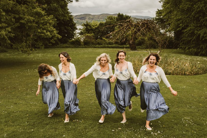Rathmullan house outdoor wedding 0063