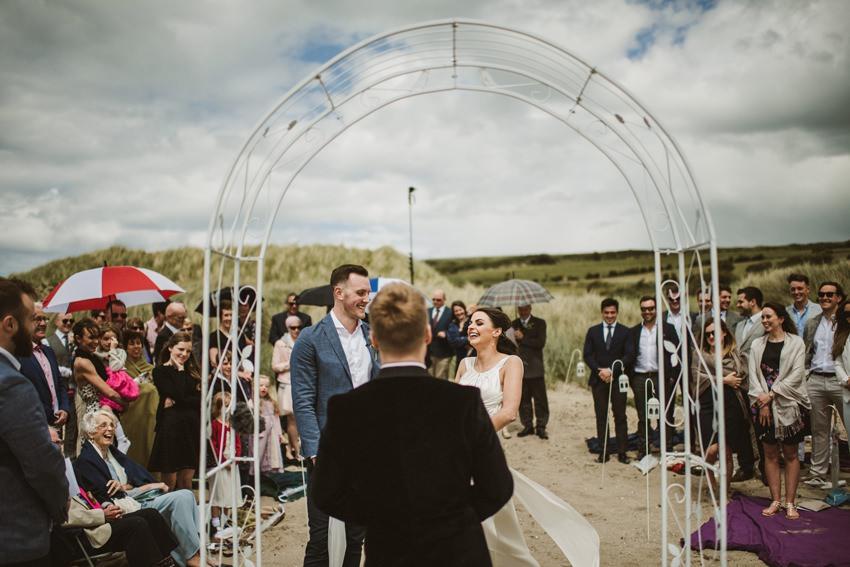 beach wedding Ireland 00021