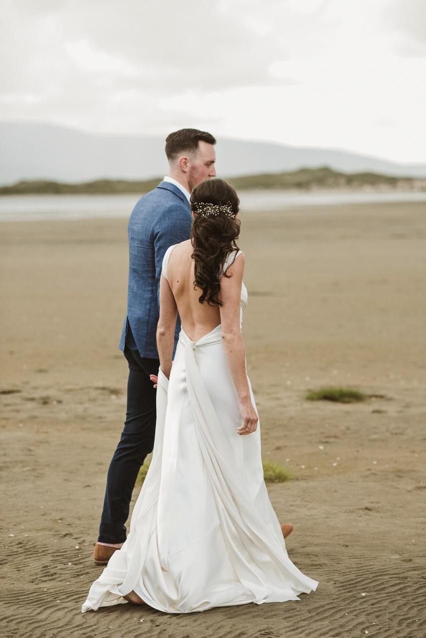 beach wedding Ireland 00028