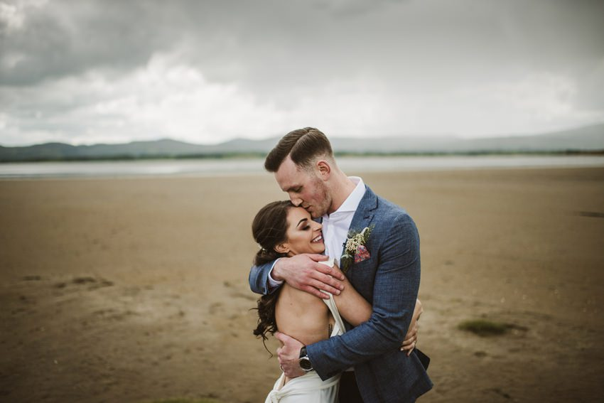 beach wedding sligo ireland