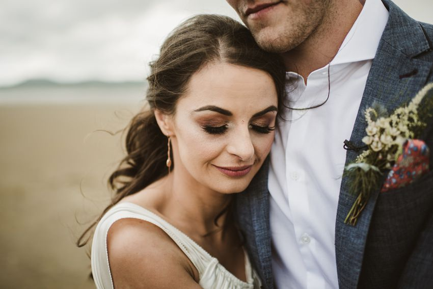 beach wedding Ireland 00037