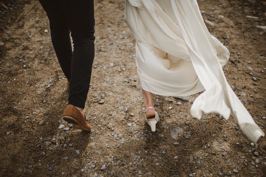beach wedding Ireland 00047
