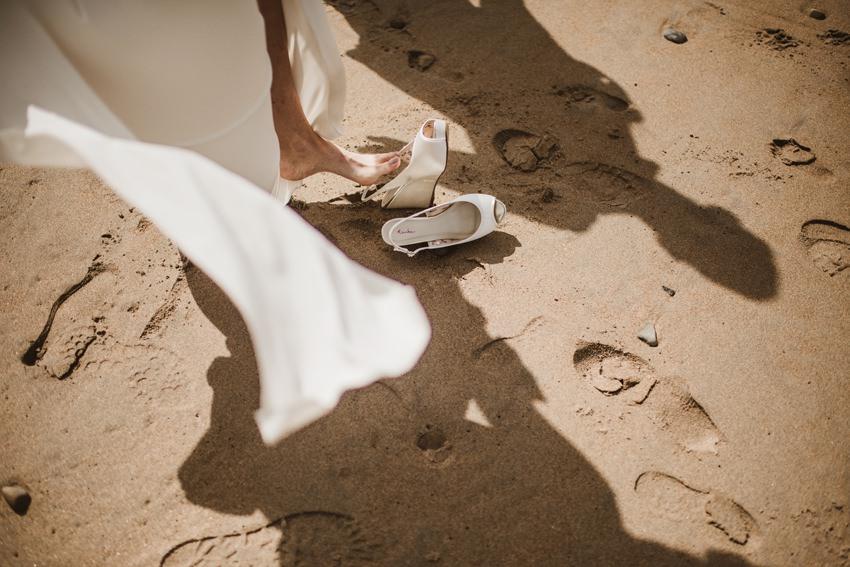 beach wedding Ireland 00048