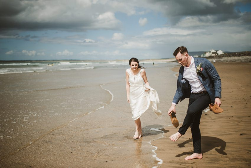 beach wedding Ireland 00050