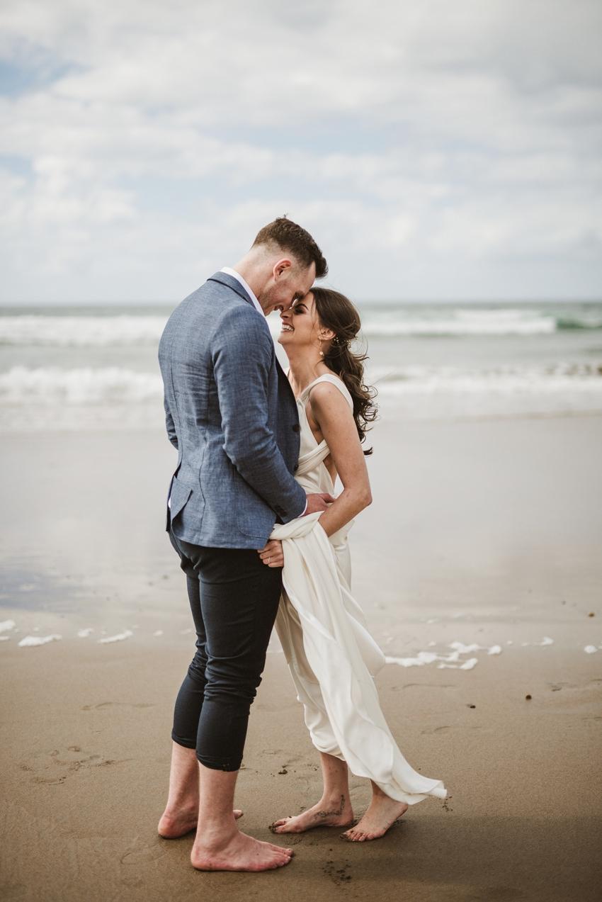 beach wedding Ireland 00052