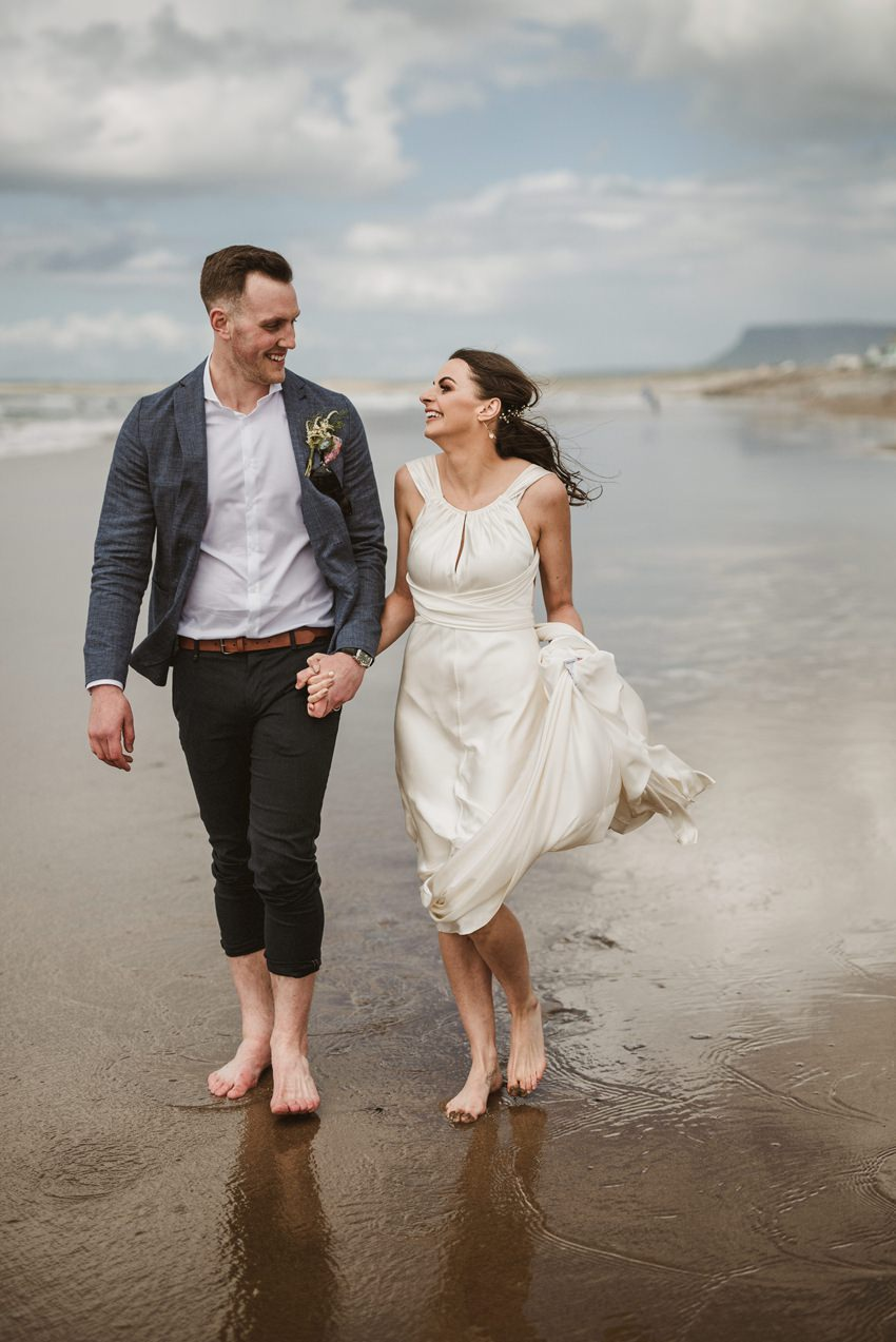beach wedding Ireland 00057