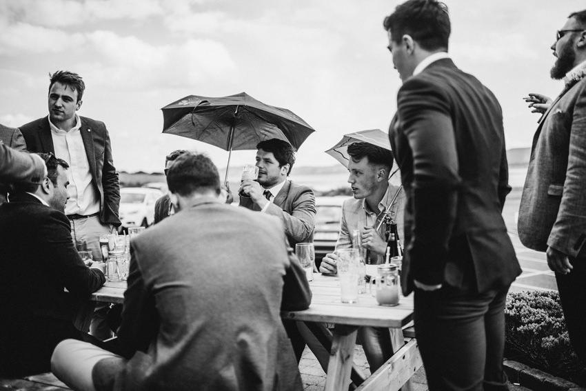 beach wedding Ireland 00073